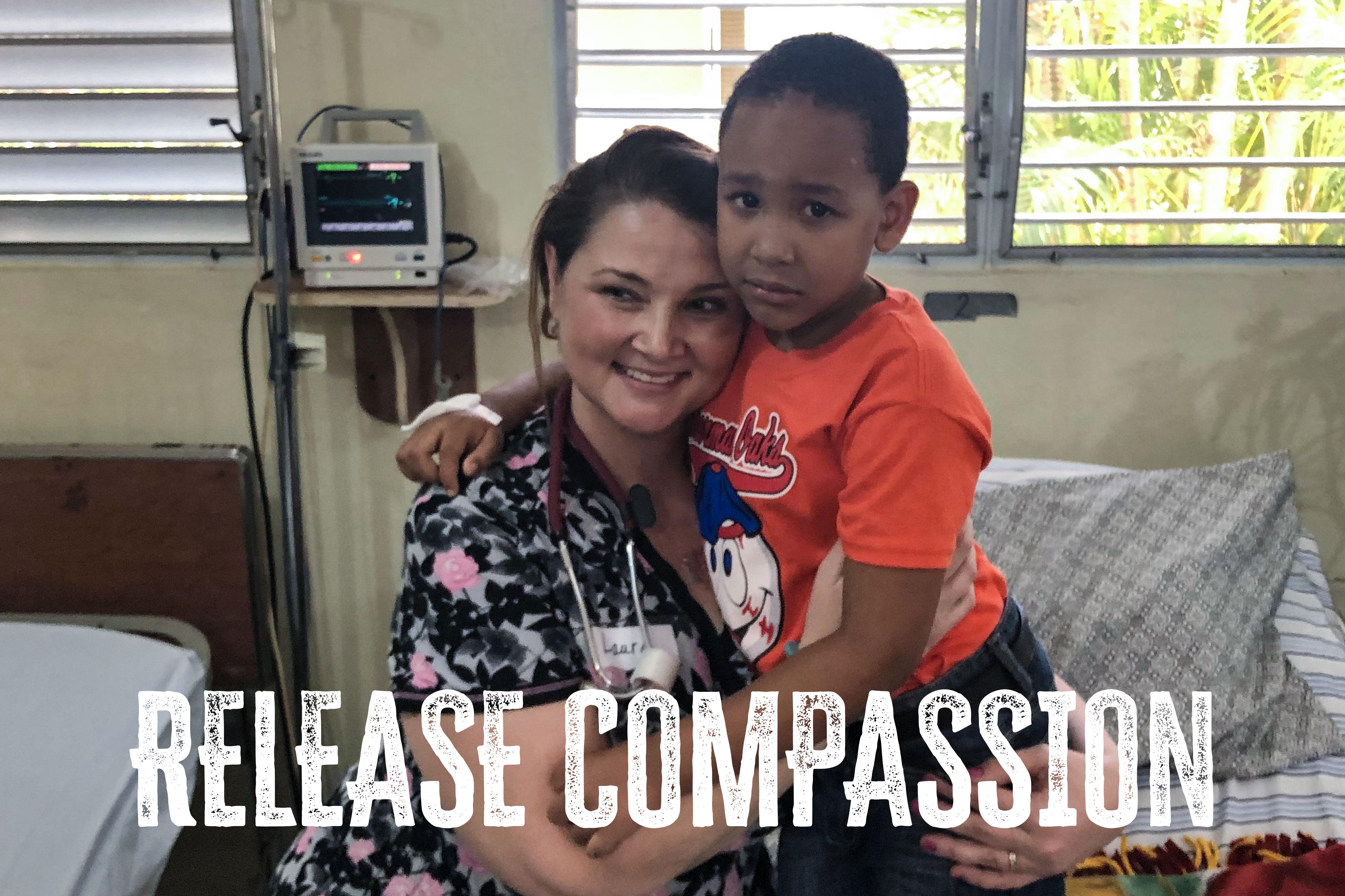 release compassion