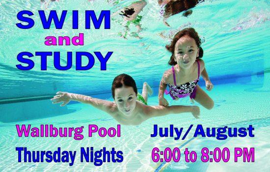 Swim and Study Poster Web